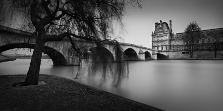 Thibault ROLAND - Willow, Royal Bridge & Louvre